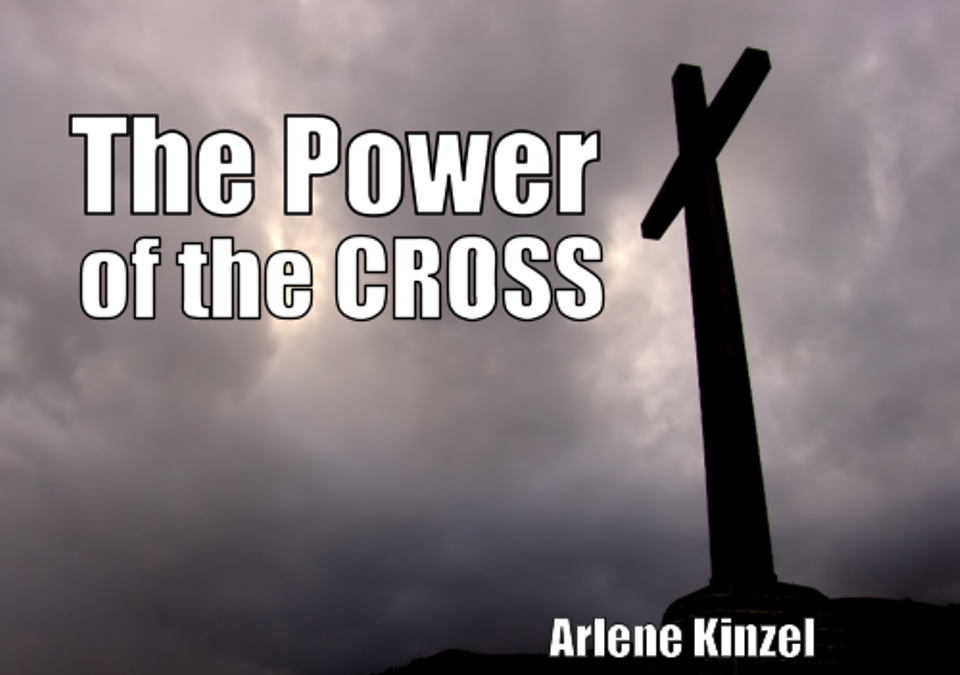 #12- The power of the Cross